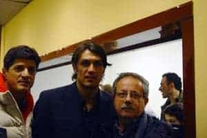 San Siro, ospiti del Milan Calcio
