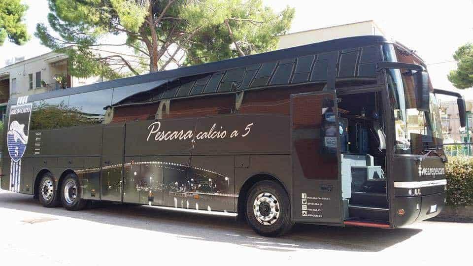19.09.2016 Pescara calcio a 5 per l'Agbe