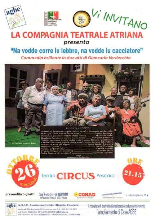 26 Ott. 2016 - Teatro Dialettale
