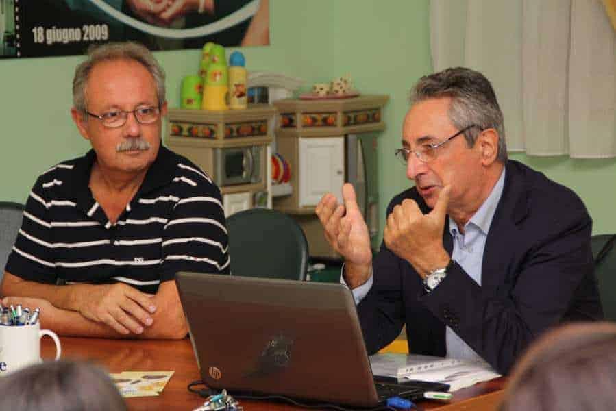 06 ottobre 2012 - 2° incontro - Corso di formazione volontari AGBE