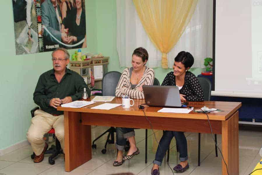 13 ottobre 2012 - 3° incontro - Corso di formazione volontari AGBE