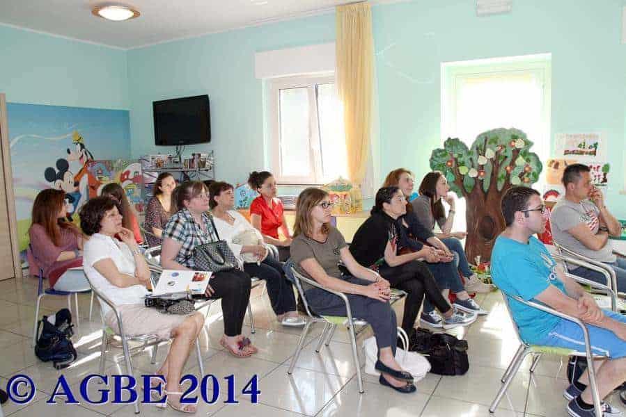 4° Corso Volontariato AGBE 2014