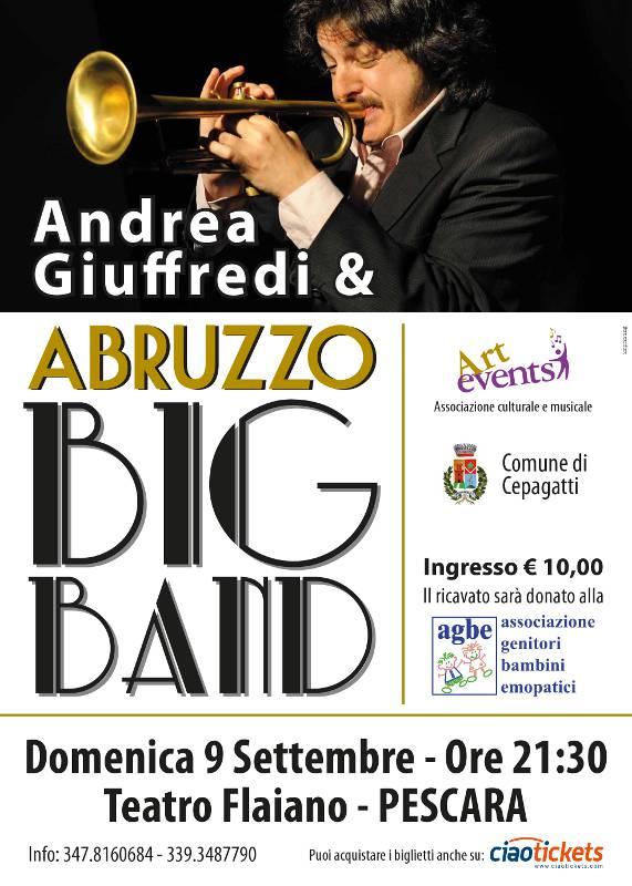 09 settembre 2012 - Spettacolo Musicale pro AGBE