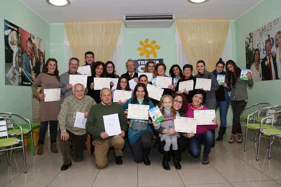 07 dicembre 2012 - Consegna Attestati Corso Formazione Volontari