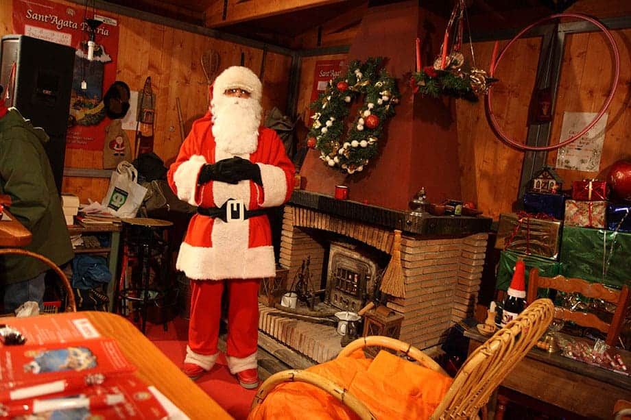 14 Dicembre 2014 - Gita per il Paese di Babbo Natale