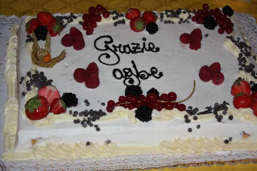 15 settembre 2011 - Una sera con gli Amici del Trasfusionale