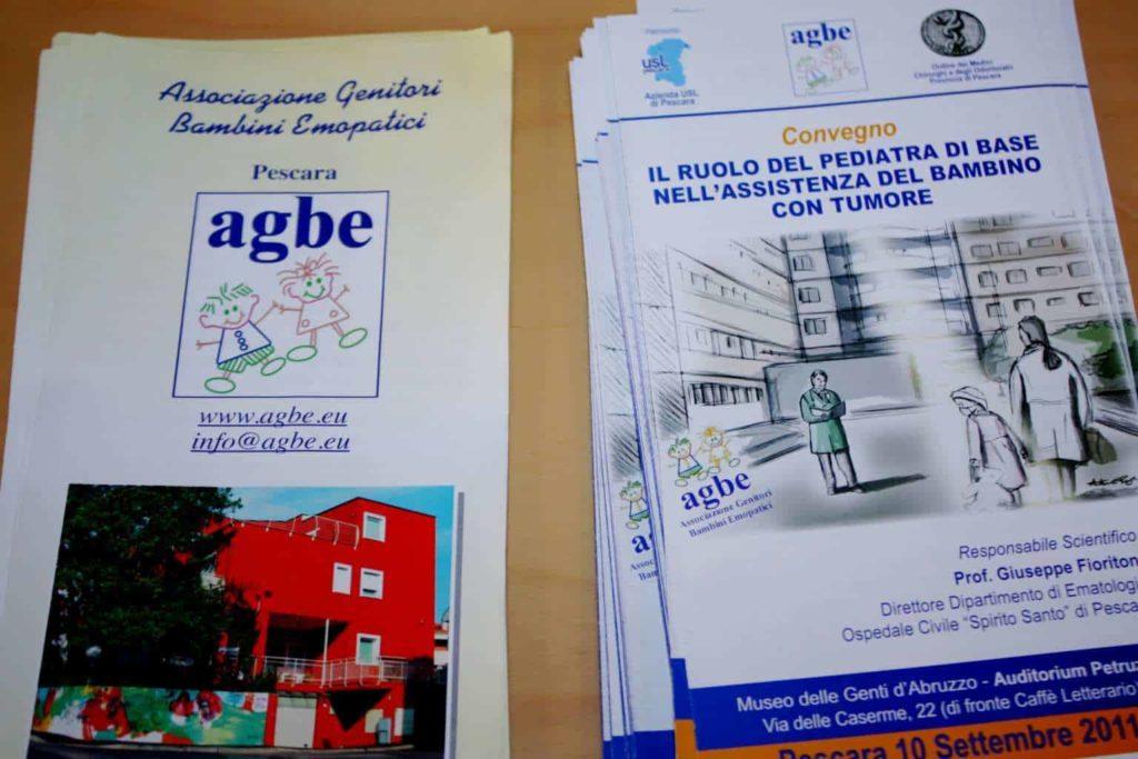 """10 settembre 2011 - Convegno """"Il ruolo del pediatra di base nell'assistenza del bambino con tumore"""""""