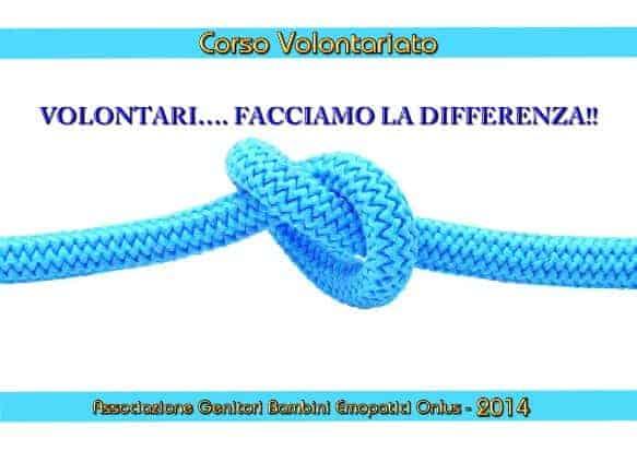 Anno 2014 - 4° Corso di Formazione Volontari AGBE