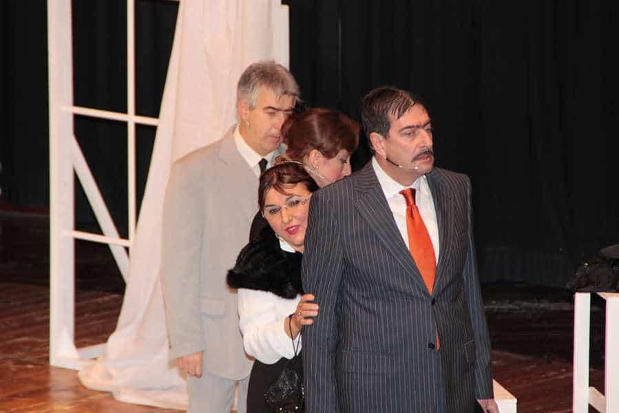 """29 novembre 2012 - Rappresentazione teatrale """"Pirandello - Così è..."""""""