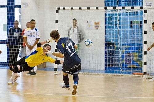 28 febbraio 2013 - F.I.G.C. Calcio a 5 sostiene l'AGBE