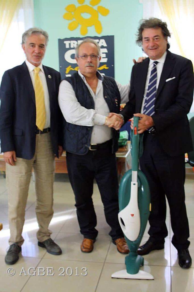 25 ottobre 2013 - Folletto incontra l'AGBE