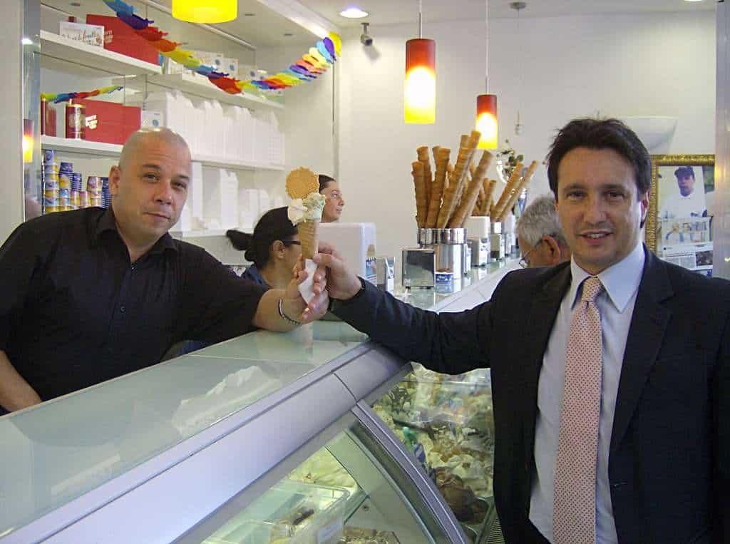 """""""Un gelato"""" per sostenere l'AGBE"""