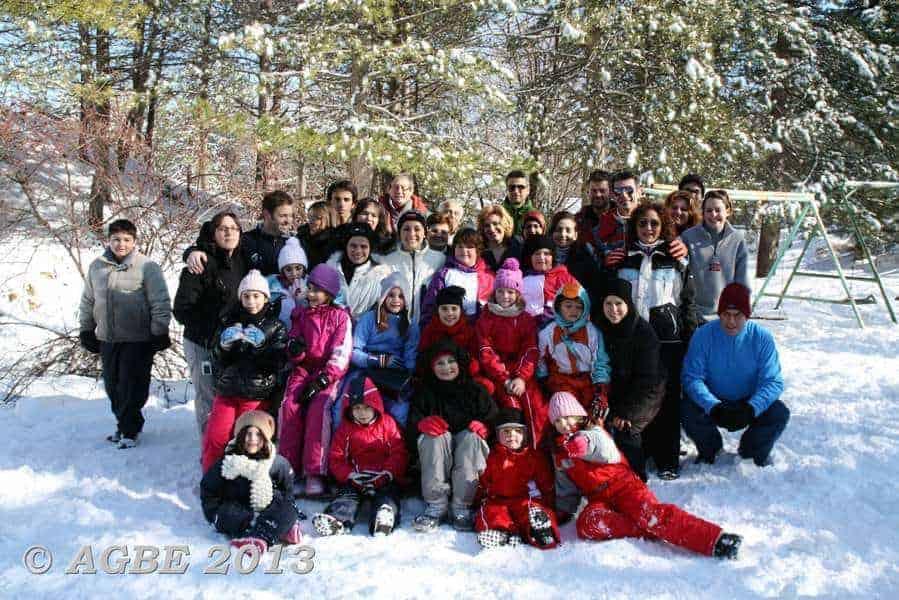 28 gennaio 2013 - Annuale Giornata sulla Neve - 5 Edizione