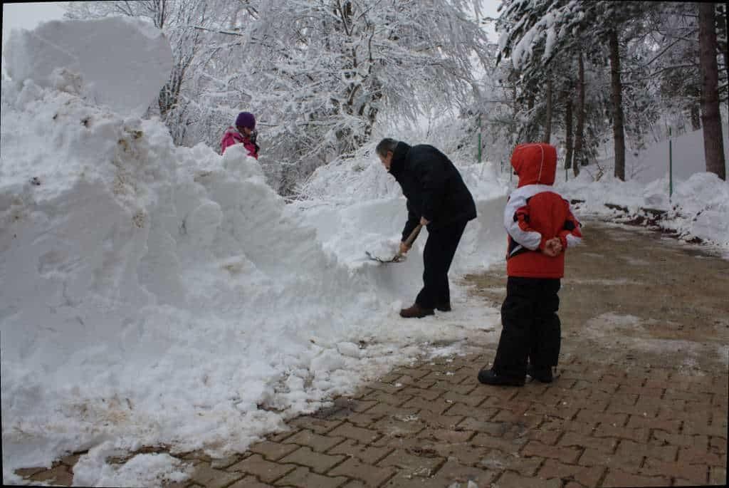 30 Gennaio 2011. Giornata Sulla Neve