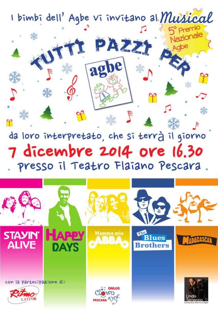 07 dicembre 2014 - La Magia del Natale - Festa AGBE