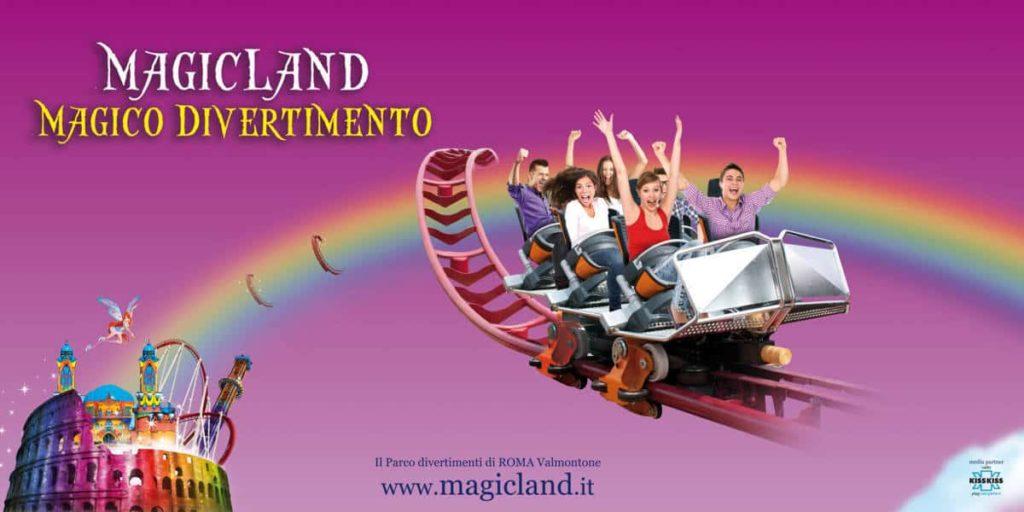 27 giugno 2014 - Gita a Magicland