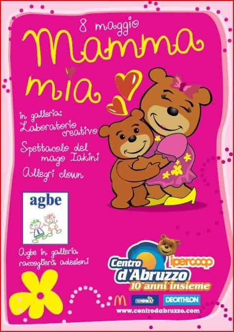 """Vieni a conoscerci - 2/8 maggio 2011 - Centro Commerciale """"Centro d'Abruzzo"""""""