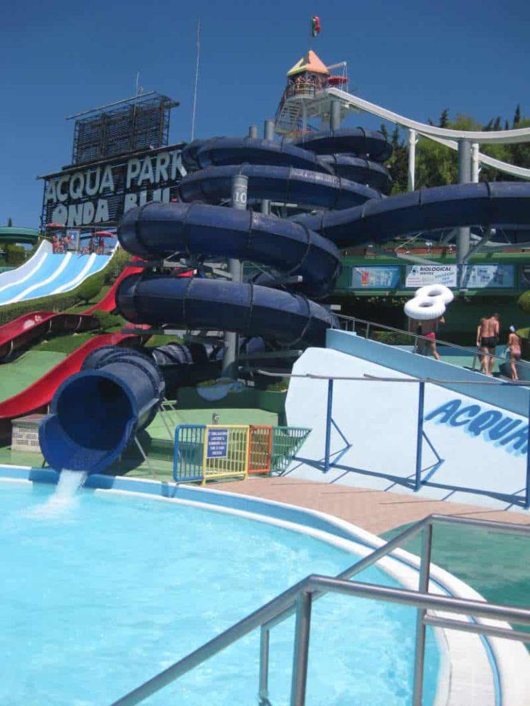02 agosto 2012 - Acqua Park Onda Blù di Tortoreto Lido (TE)