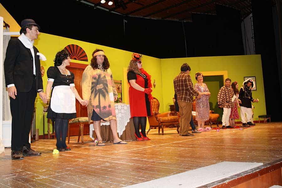 """07 dicembre 2012 - Teatro Dialettale """"Nu WeekEnd da Sugn"""""""