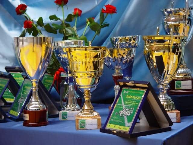 Spettacolo di Beneficienza e termine Torneo Interforze