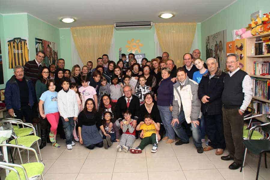 18 novembre 2012 - Castagnata con gli Amici del CAI di Loreto Aprutino e la famiglia maldiviana