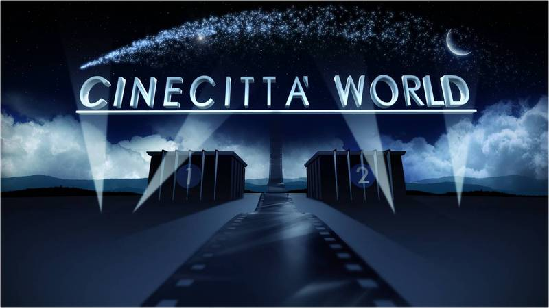 01 agosto Gita a Cinecittà World