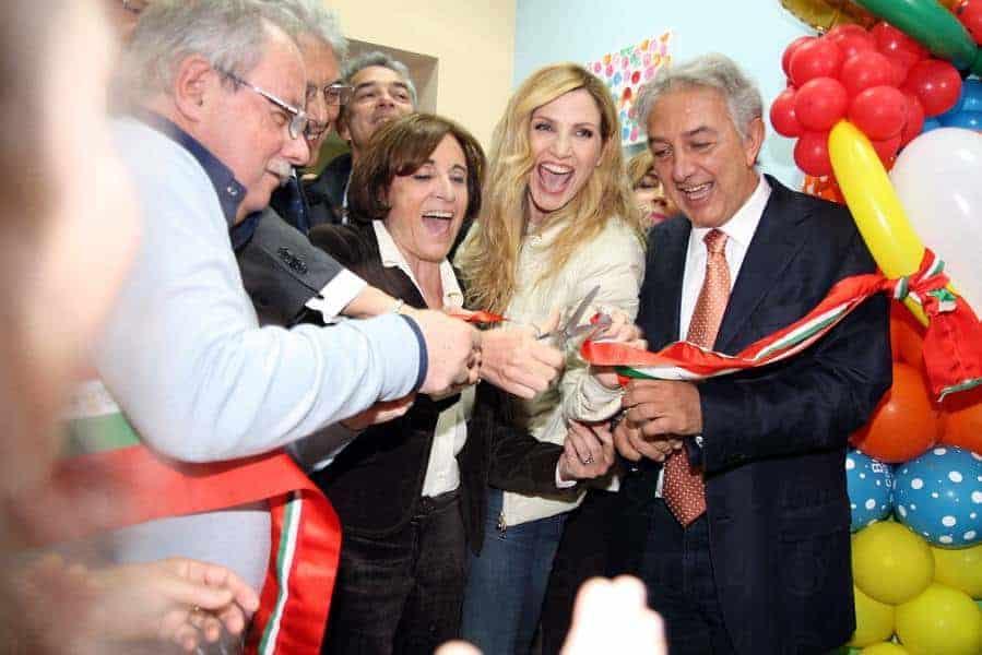 16-04-2014 Inauguriamo il Nuovo D.H. Oncoematologico Pediatrico