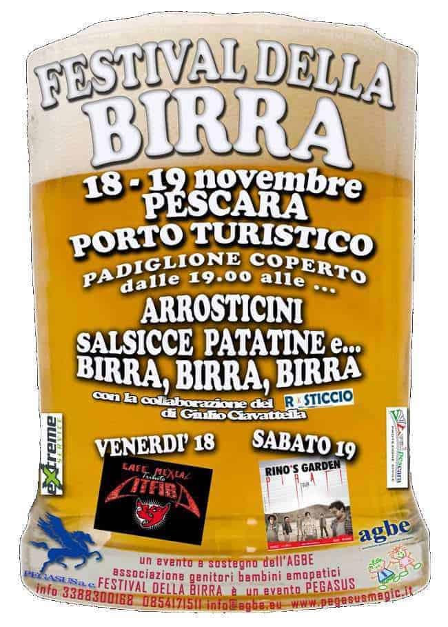 18 & 19 novembre 2011 - Festival della Birra
