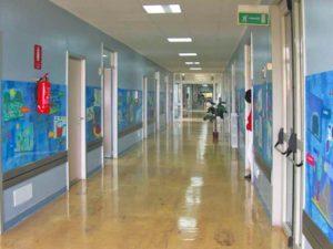 Reparto Oncoematologia Pediatrica