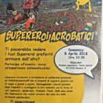 Supereroi acrobatici