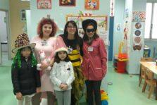 AGBE festeggia Carnevale 2019 (martedì grasso) con i bambini