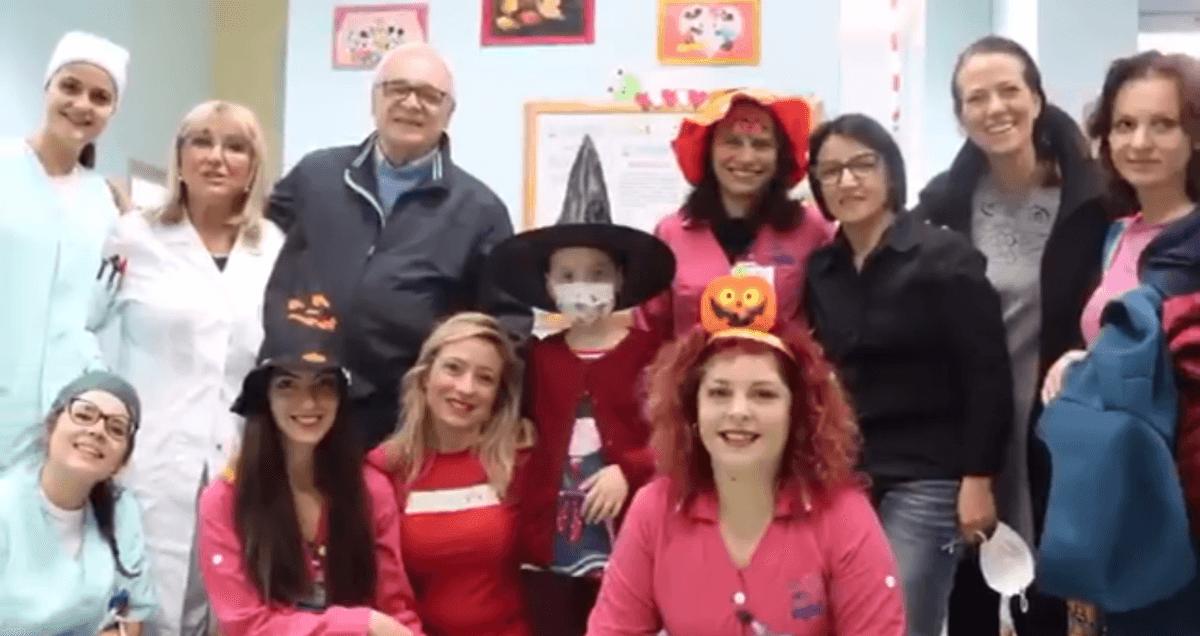 Halloween in reparto