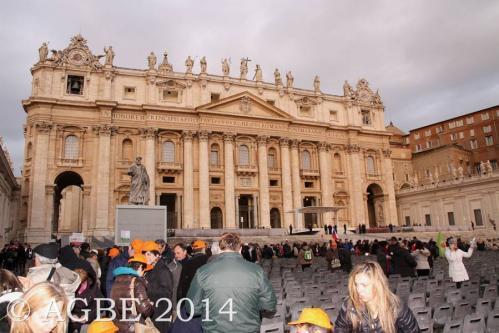 Web  01 120214 Udienza Papa Francesco