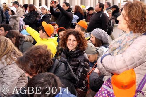 Web  02 120214 Udienza Papa Francesco