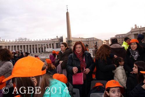 Web  03 120214 Udienza Papa Francesco