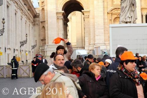 Web  05 120214 Udienza Papa Francesco