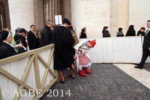 Web  31 120214 Udienza Papa Francesco