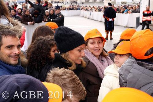 Web  49 120214 Udienza Papa Francesco