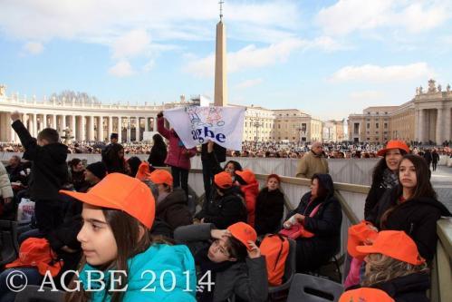 Web  66 120214 Udienza Papa Francesco