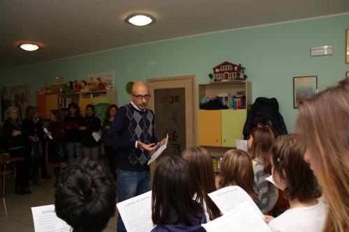 16-11-2014 Prove Bimbi con Lindo Terrenzio in Casa Alloggio