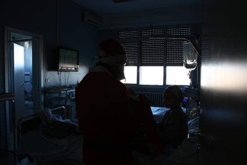 22-12-2014 Babbo Natale in Reparto
