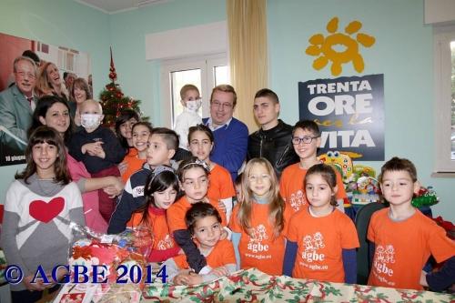 23-12-2014 Verratti Basket Serraiocco in AGBE
