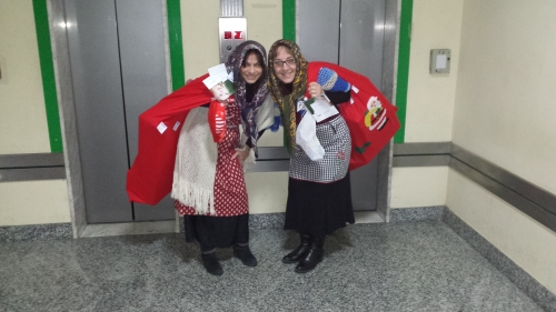 06-01-2015 Befana in Reparto