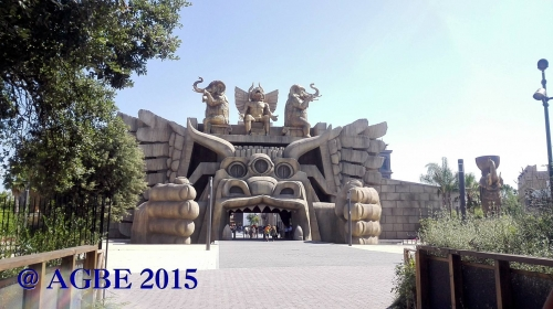 01-08-2015 Cinecittà World