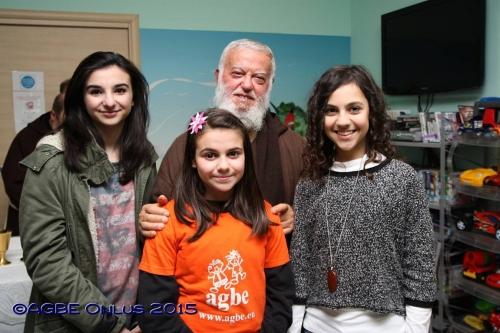 21-12-2015 Padre Guglielmo in AGBE