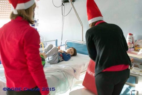 24-12-2015 Babbo Natale in Reparto