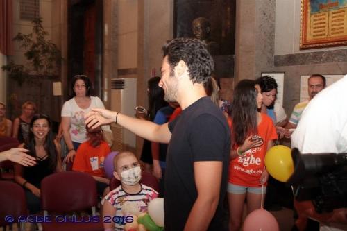 22-07-2016 Sorpresa a Gianluca Ginoble al Premio Dean Martin