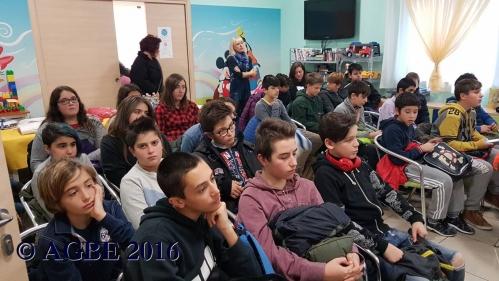 12-12-2016 Scuola Casoli in AGBE
